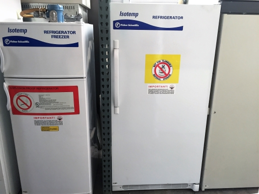 Fisher Scientific 13-986-151B Refrigerators