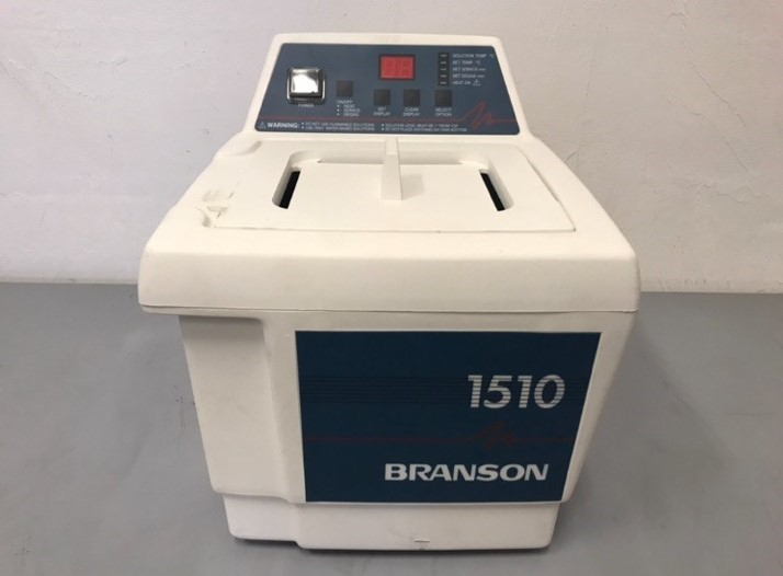 Branson 1510R-DTH Ultrasonic Cleaner