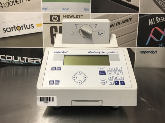 Eppendorf Mastercycler Gradient PCR / Thermal Cyclers