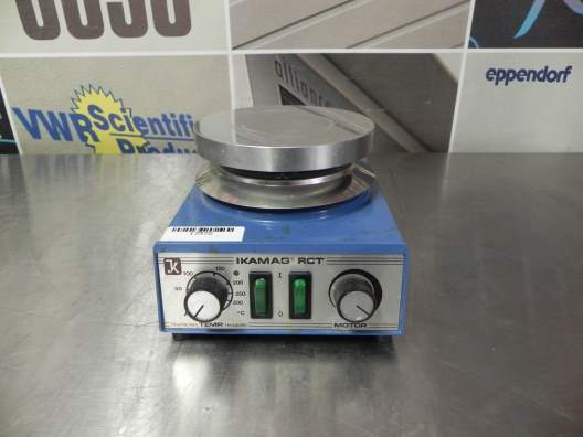 IKA RCT S 19 Hot Plate/Stirring Hot Plate