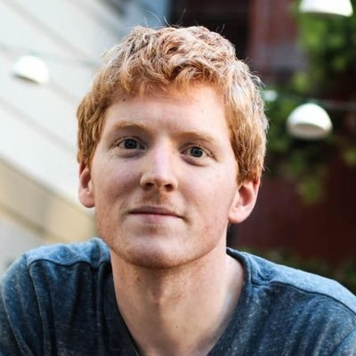 a photo of crypto expert reviewer Patrick Collison