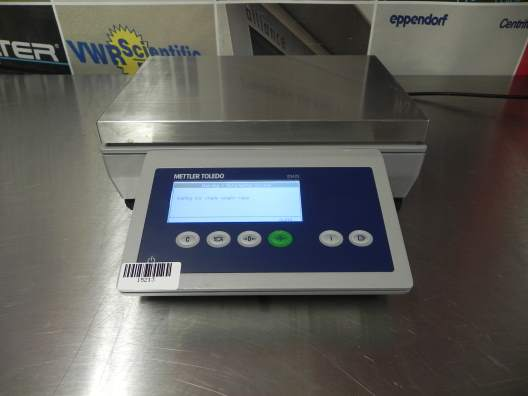 Mettler Toledo ICS425 Top Loading Balance