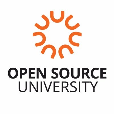 Open Source University ICO logo