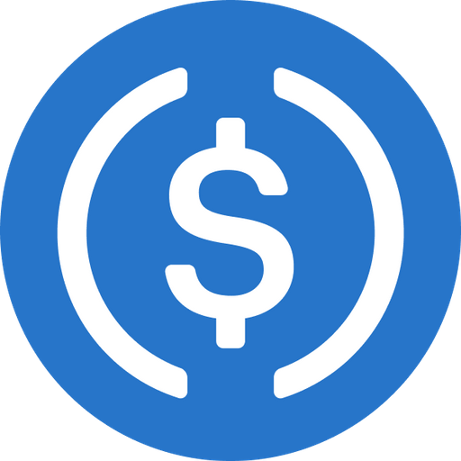 logo of featured expert reviews of cryptocurrency USD Coin