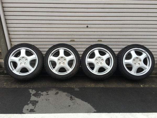 Supra JZA80 Stock Rims