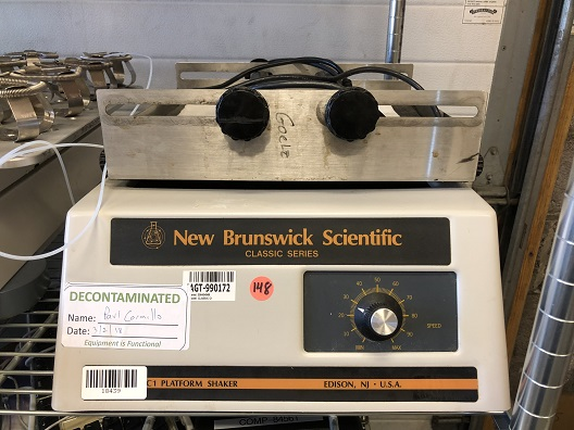 New Brunswick Scientific C1 Shaker