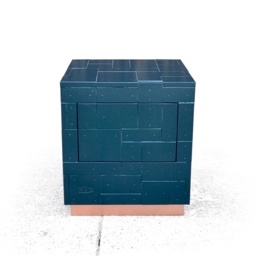 The Cube cabinet nuotrauka