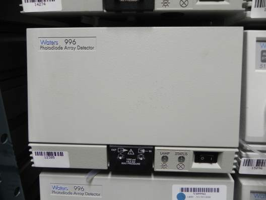 Waters 650E Advanced PPS HPLC Diode Array Detector