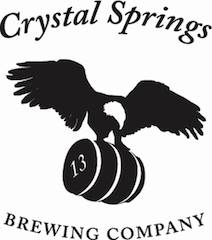 Crystal Springs Brewing Co logo