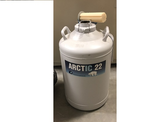 International Cryogenic Arctic 22 Cryo Storage Tank