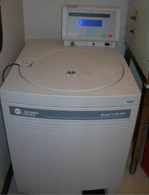 Beckman Coulter Avanti J-20 XP Floor Super Speed Centrifuge