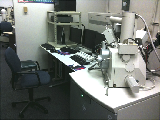 FEI Quanta 200 3D Scanning Electron Microscope