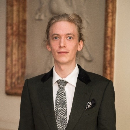 photo of cryptocurrency expert Mathias Groennebaek