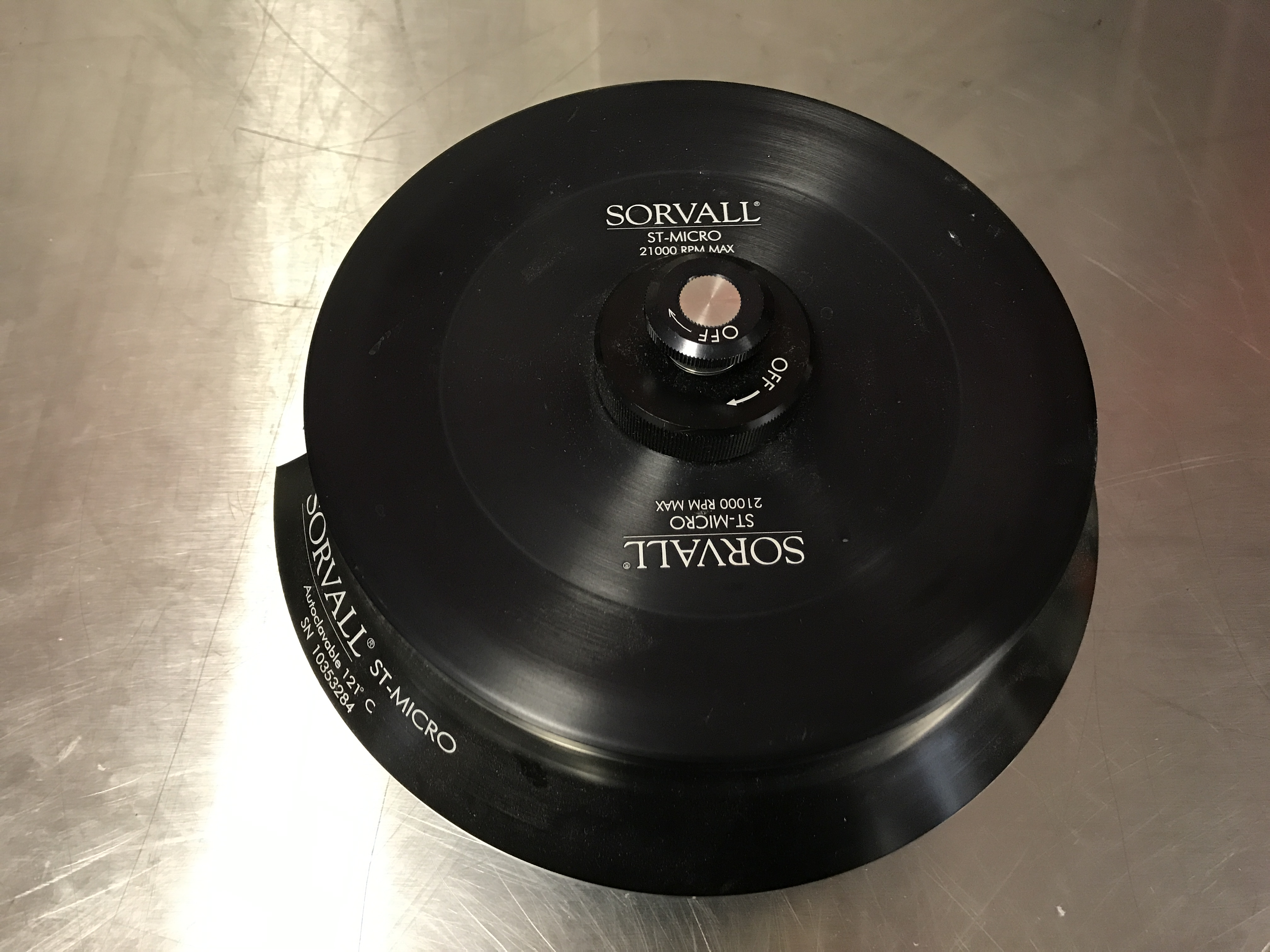 Sorvall ST-Micro Rotor