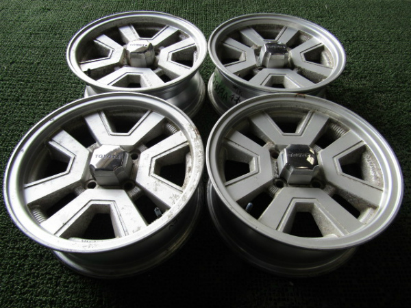 Soarer MZ10/GZ10 Stock Rims