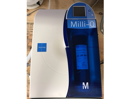 Millipore Advantage A10 Water Purification