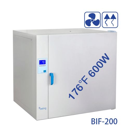 Being Instruments BIF-200 *NEW* Convection Incubator