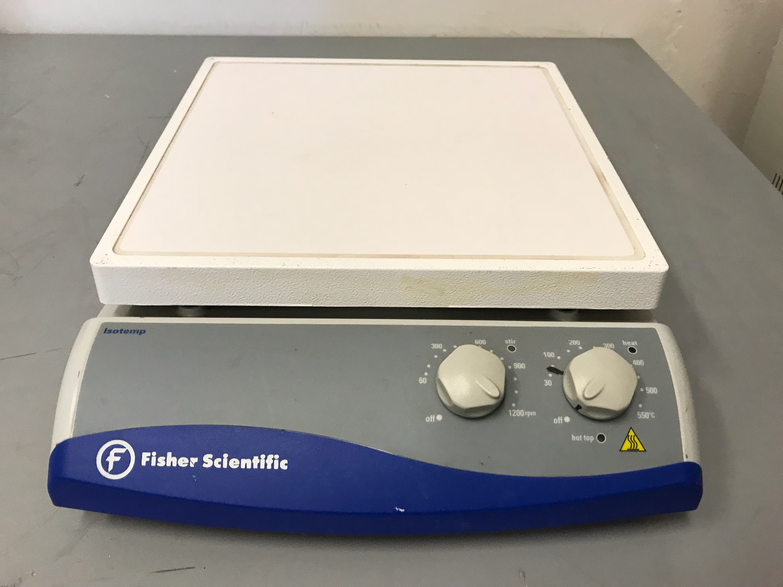 Fisher Scientific 11-600-100SH Hot Plate/Stirring Hot Plate