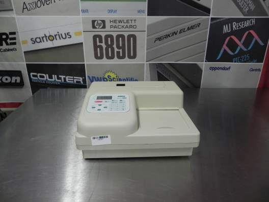 Bio-Rad 680 Microplate Visible/Absorbance Reader