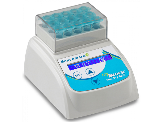 Benchmark Scientific myBlock BSH100 *NEW* Dry Bath Incubator