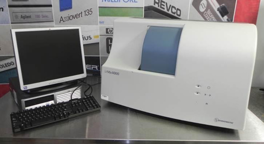 Stratagene MX4000 Real-Time qPCR System