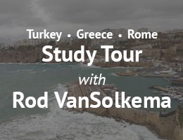 Greece/Turkey with Crossroads Bible Church