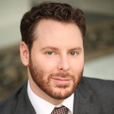 photo of cryptocurrency expert Sean Parker