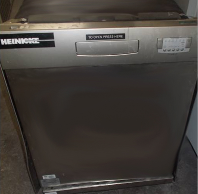 Heinioke H-1125 Glassware Washer
