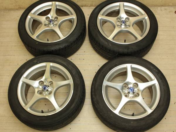 MRS ZZW30 Stock Rims