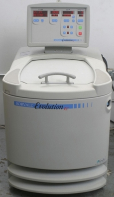 Sorvall Evolution RC Floor Super Speed Centrifuge