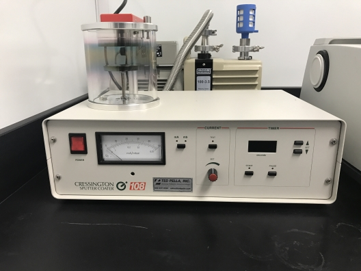 Cressington 108 Sputter Coater