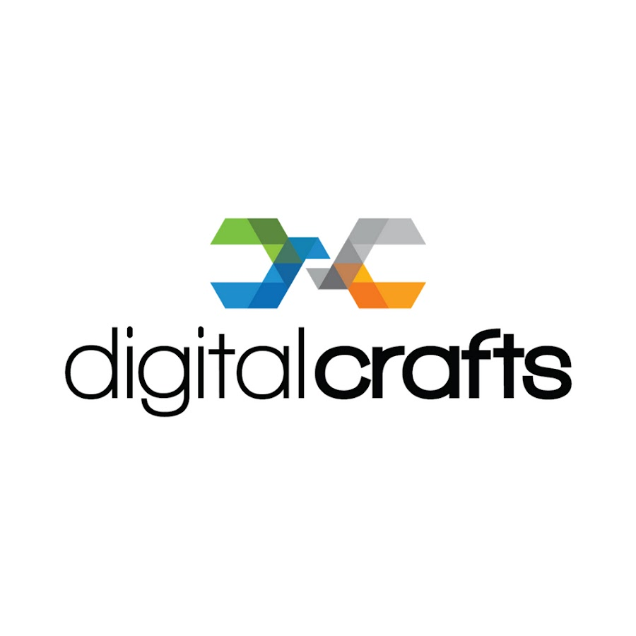 Logo of Digital Crafts: Automatic Scholarships for Women and Veterans