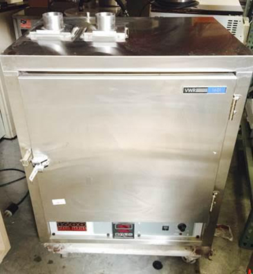 VWR 1601 Horizontal Air Flow Oven