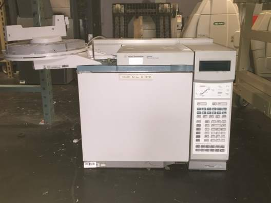 Agilent 6890N Gas Chromatography