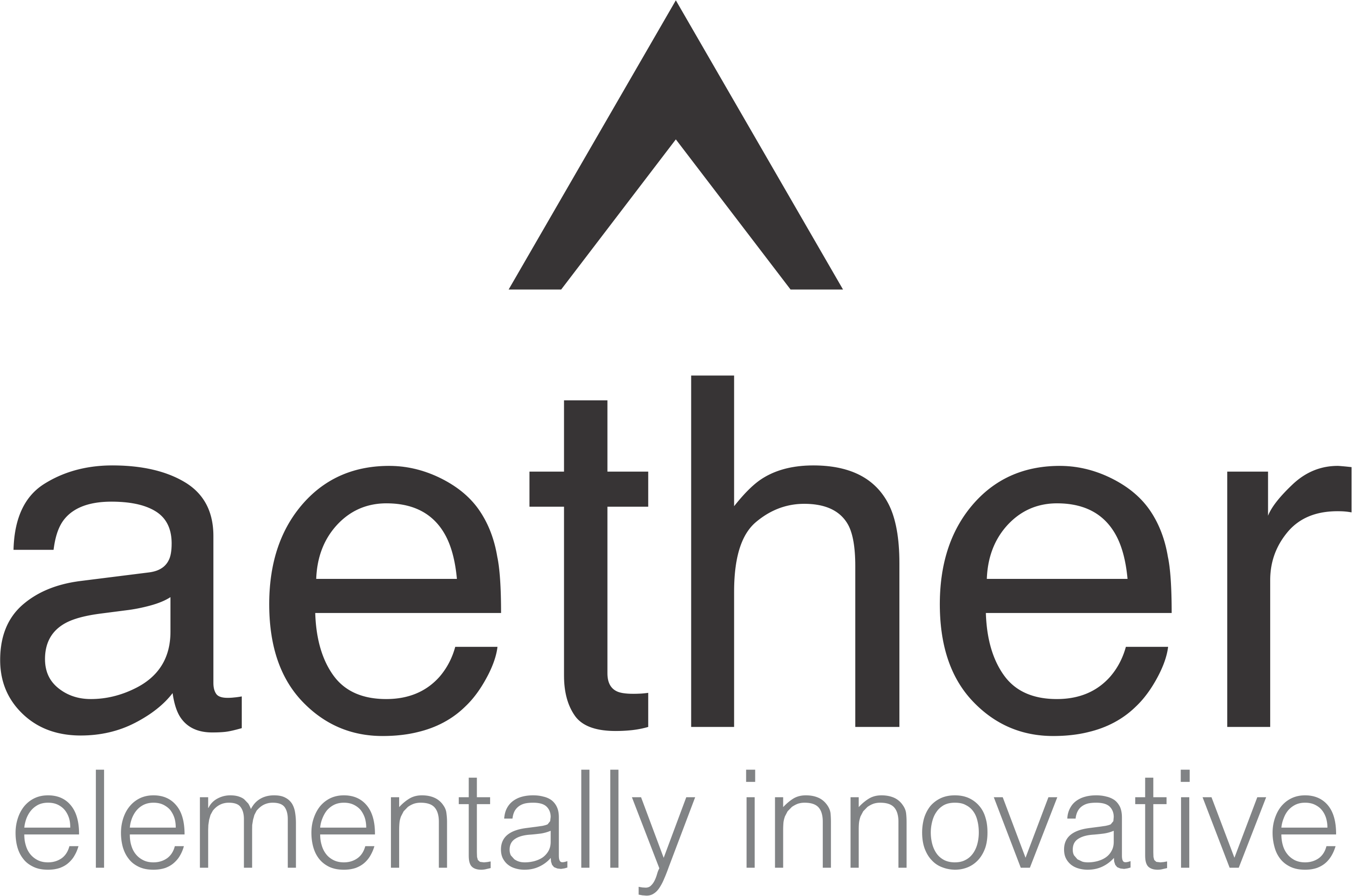 Aether Industries logo