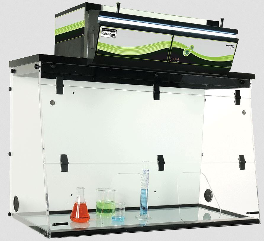 Erlab Captair 481 Smart *New* Ductless Fume Hood
