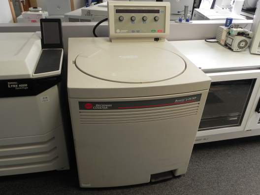 Beckman Coulter Avanti J-20XP Floor Super Speed Centrifuge