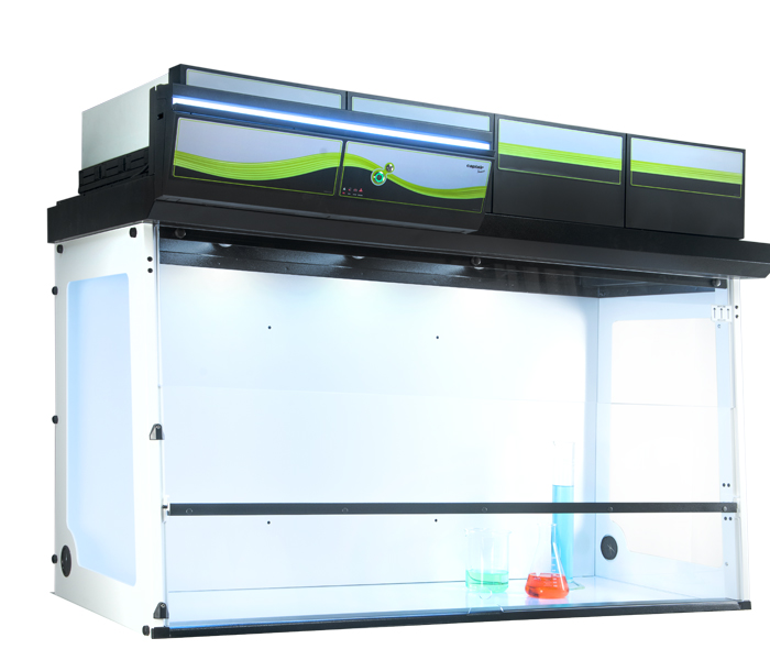 Erlab Captair 714 Smart *New* Ductless Fume Hood