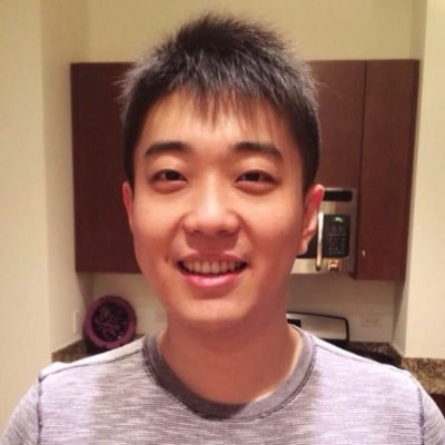 photo of cryptocurrency expert Qiao Wang