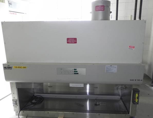 Nuaire 430-600 Biosafety Cabinet