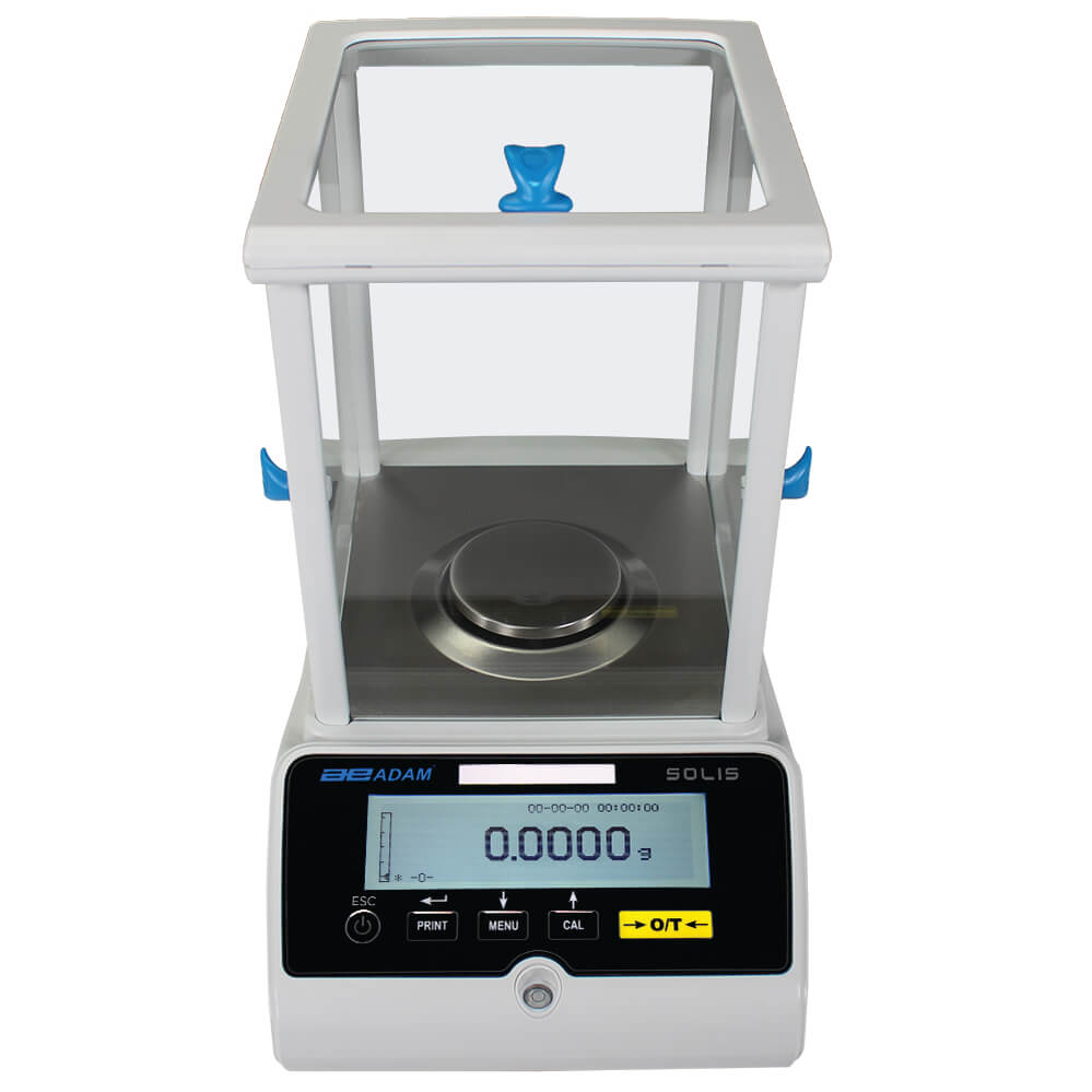 Adam Equipment SAB 124e *NEW* Analytical Balance