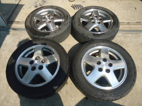 MR2 SW20 Rev4 Stock Rims