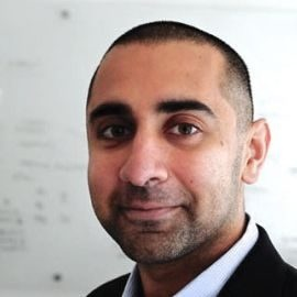 photo of cryptocurrency expert Balaji Srinivasan
