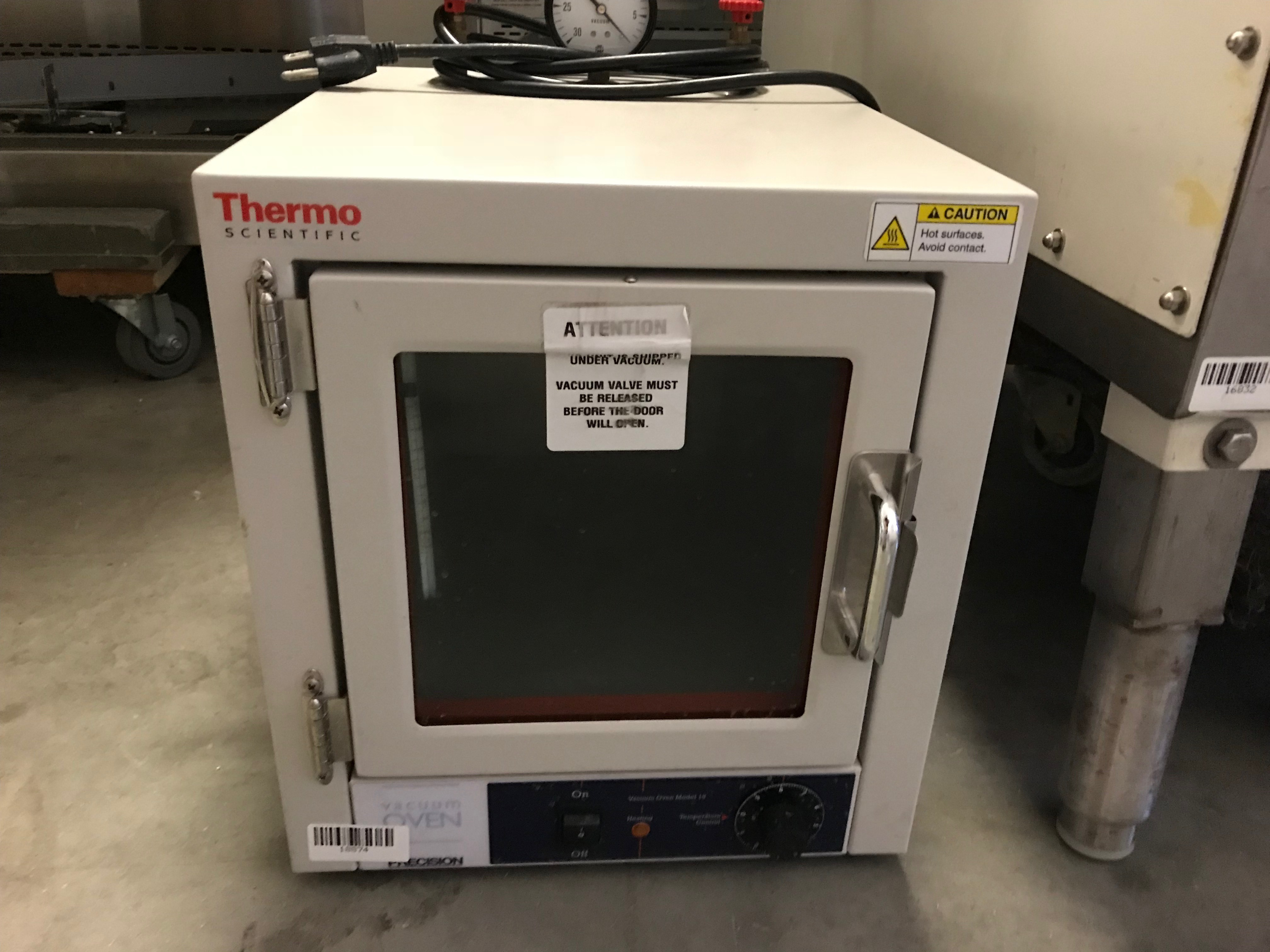 Thermo 6500 Vacuum Oven