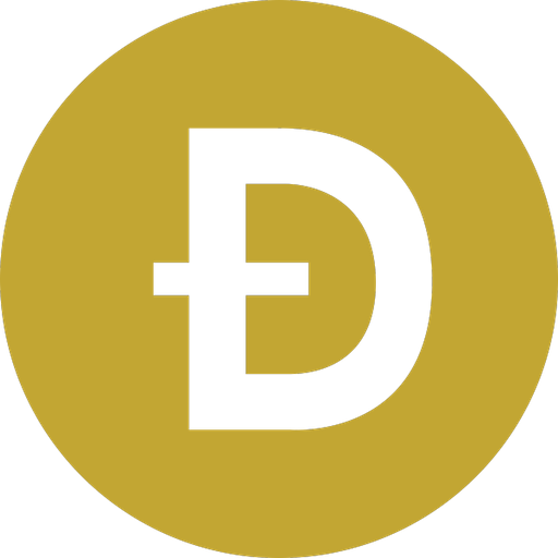expert reviewed cryptocurrency Dogecoin logo