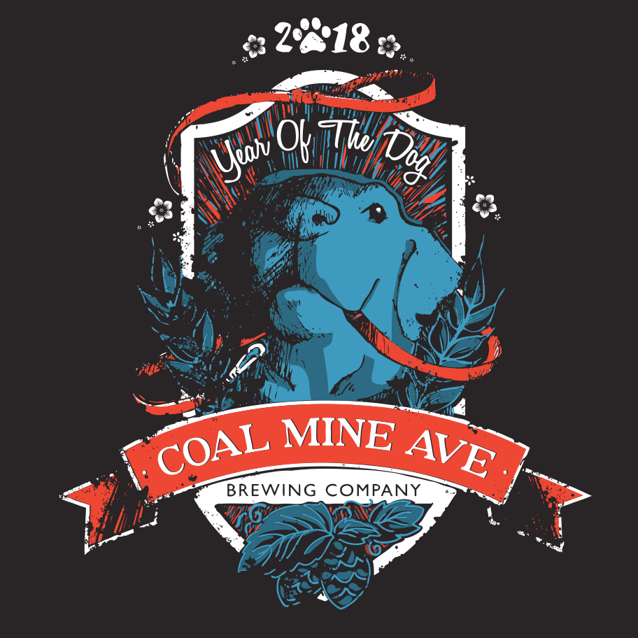 Coal Mine Ave Brewing Company logo