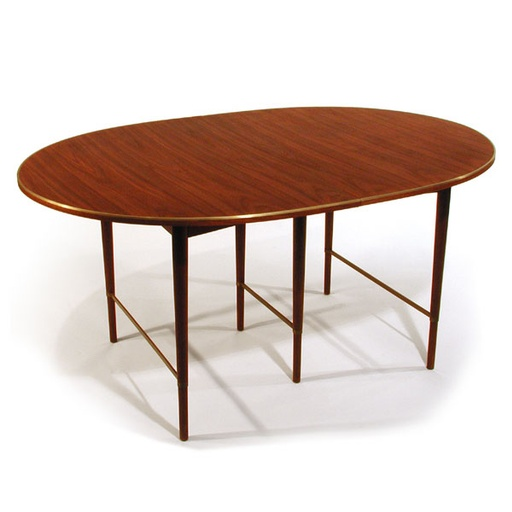 Walnut Extension Dining Table by Paul McCobb for the Connoisseur Collection