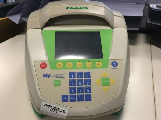 Bio-Rad MyCycler PCR / Thermal Cyclers