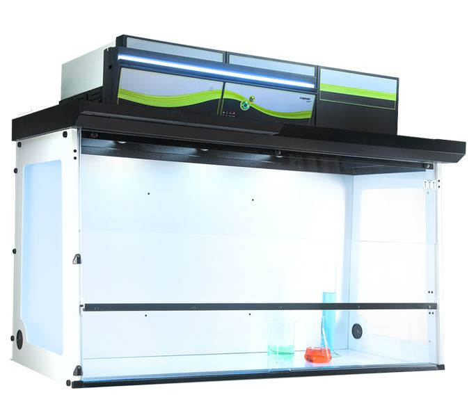 Erlab Captair 633 Smart *New* Ductless Fume Hood