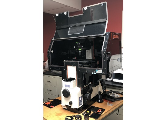 Nikon TE-2000-E Dual Port Motorized Inverted/High End Research Microscopes